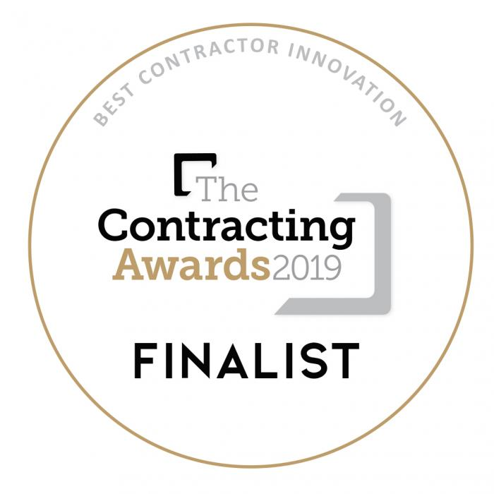 Contract Spy selected as Finalists in the Contracting Awards 2019